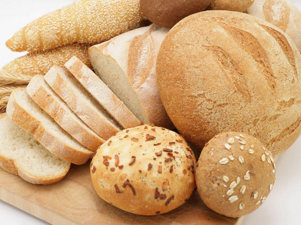 хліб bread