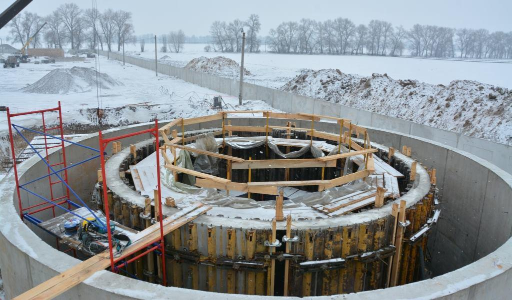 «Нива Переяславщини» будує на Київщині м'ясопереробний завод